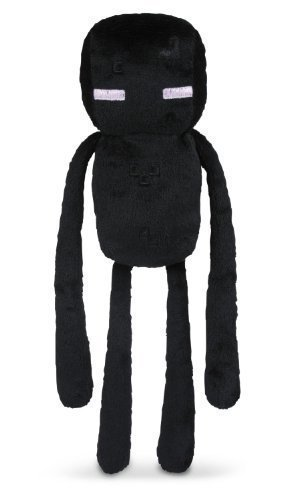 Enderman Plush - Minecraft - 27cm 10.75""