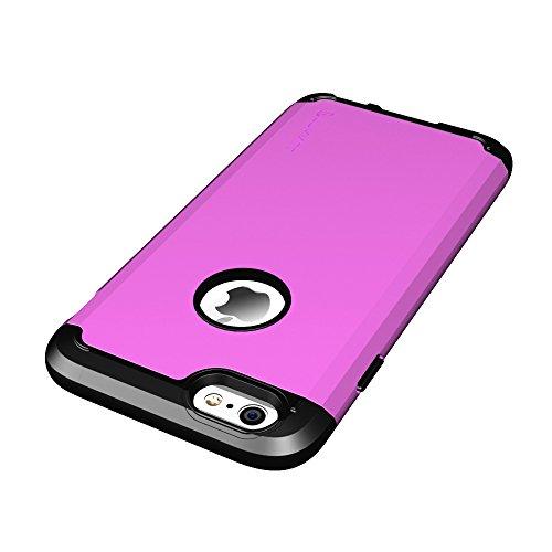 iPhone 6Plus, ® Ultra luvvitt Armor Écran iPhone 6Plus Case/Étui pour Apple iPhone 6Plus Convient 13.97cm, Coque double couche anti-chocs (ne convient pas pour iPhone 5/5S/5C/4/4S et iPhone 611. violett