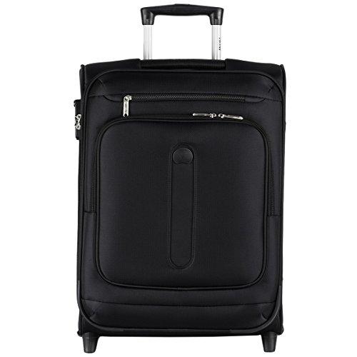 Delsey Manitoba luggage Trolley cabin Slim 2R 55 black