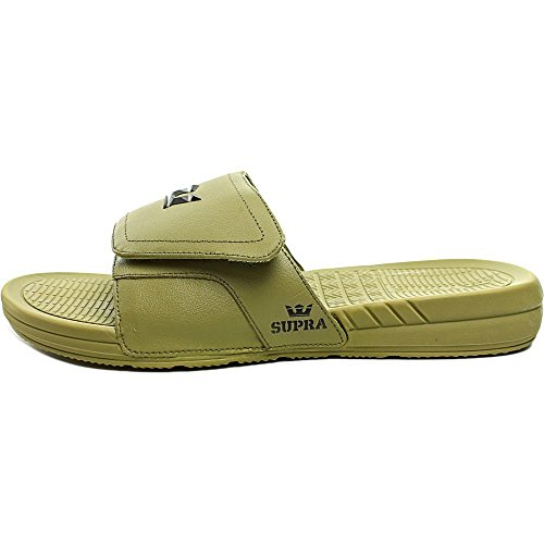 Supra Locker Hommes Synthétique Sandale Army