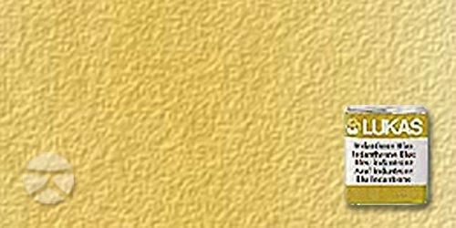 Lukas STUDIO Aquarellfarben, 1/2 Napf, 1406 Lichter Ocker