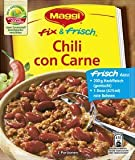 MAGGI fix & fresh chili with beans (Chili con Carne) (Pack of 4) by Maggi
