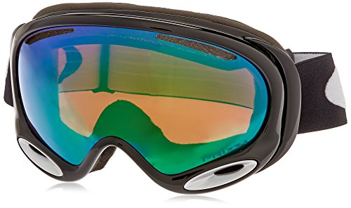 Oakley Uni A Frame 2.0 Skibrille, JET BLACK, EL. ADJUSTABLE