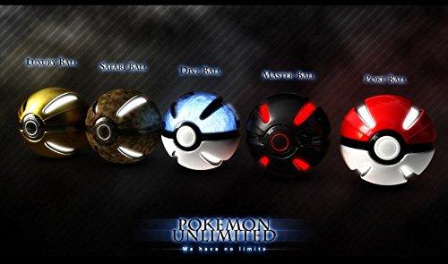 Mauspad Pokemon Pokeball Arten Matte