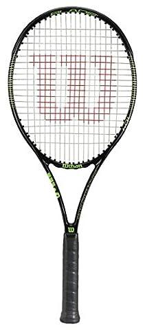 Wilson Turnierschläger Blade 104, Schwarz, 1, WRT72380U