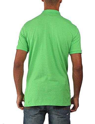 Ralph Lauren - Herren Polo-Shirt - Custom Fit - Pfauengrün Pfauengrün