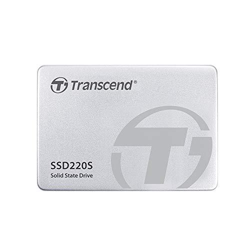 """Transcend TS480GSSD220S Solid State Drive, SATA III, 6 GB/s, SSD220S 2.5"""", 480 GB"""