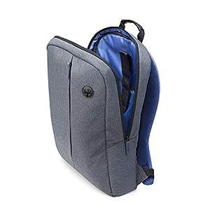 "41nNnPQ4ZOL. SS300  - HP Value Backpack 15.6 - Mochila para portátiles de hasta 15.6"", gris y azul"
