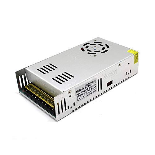 12V 40A 480W LED Strip Fahren Schaltnetzteil Die Industrielle Energieversorgung Monitor - ausrüstungen Motor Transformator CCTV 110/220V AC-DC 12V Stromversorgung 480 Watts