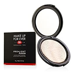 Make Up For Ever Pro Light Fusion Undetectable Luminizer -  1 (Golden Pink) 9g/0.3oz
