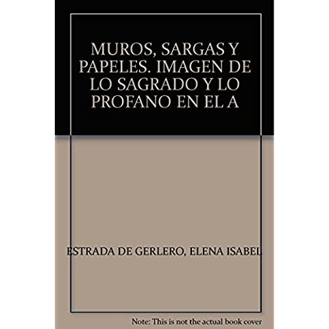 Muros, sargas y papeles. Imagen de lo sagrado y lo profano en el arte novohispano del siglo XVI.