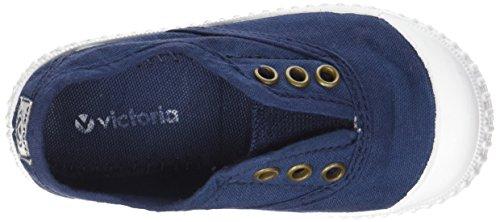 VictoriaInglesa Lona Tenida Punt - Basse Unisex - Bambini Blu (Marine)