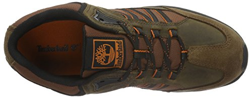 Timberland Edgewater Low Waterproof, Chaussures à Lacets Homme Marron - Marron
