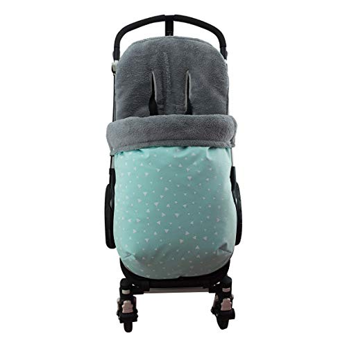 JANABEBE Universal Winter Fußsack für Kinderwagen