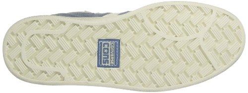 Converse  Pro Leather Lp Mid Textil, Baskets pour homme Gris