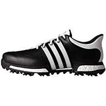 check out 5c9ca d17c8 adidas Tour360 Boost Zapatos de Golf para Hombre, NegroBlanco, 44.6