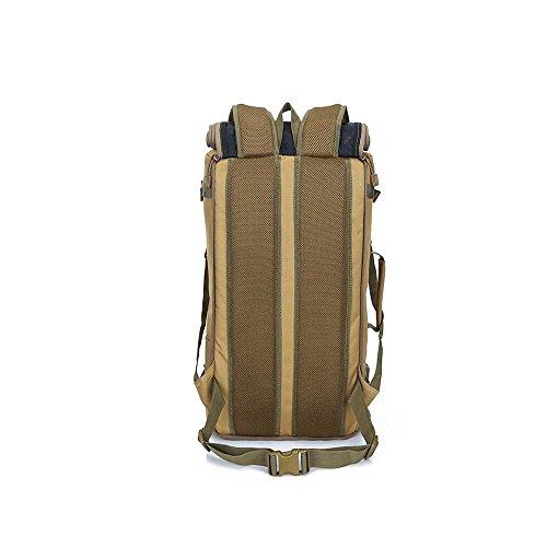 HTRPF Outdoor Rucksack Herren Klettern Tasche Reisetasche Reise Umhängetasche 1