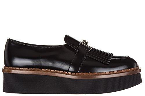 tods-slip-on-femme-en-cuir-sneakers-t50-noir-eu-40-xxw03a0s110sspb999