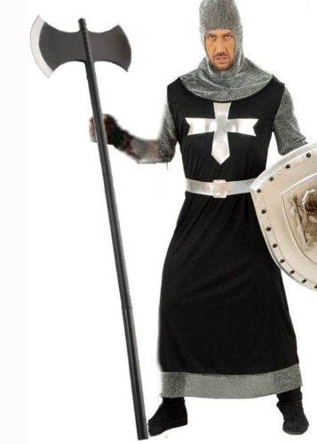 Kostüm Mittelalterliche Henker - Halloween Gothic große Henker Axt