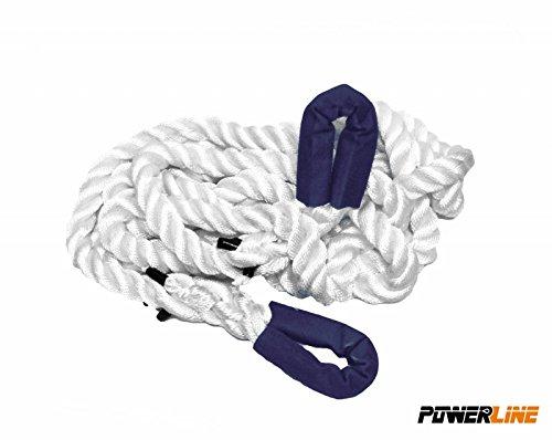 Kinetisches Seil Bruchlast 22 T, 8 m, 32 mm Off Road Kinetikseil Bergeseil PowerLine