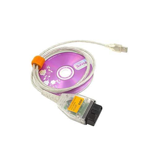 Preisvergleich Produktbild DLSEAUTO PCMSCAN Version HDS J2534 OBD OBD2 Diagnosekabel MVCI OBD2 OBDII PCMScan auf ISO und VPW Scanner für Honda