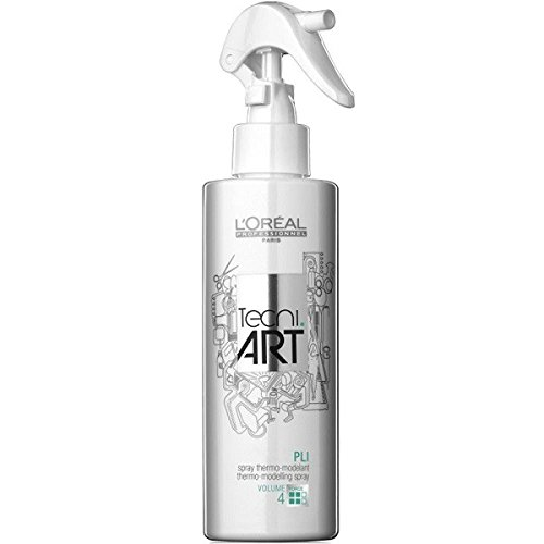 L´Oréal tecni.art Volume Pli Thermospray-Festiger für kräftiges Haar, 125 ml