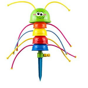 Knorrtoys 56008 – Sprinkler Raupe – Catapillar
