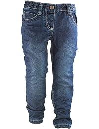 Lupilu® Klein Kinder Mädchen Thermohose - Gerades Bein, bequemer Gummizugbund, 5-Pocket-Style