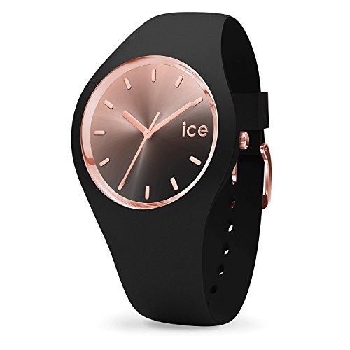 Ice Watch Reloj Analógico para Mujer de Cuarzo con Correa en Silicona 15748