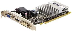 MSI R5450-MD1GD3H/LP Carte graphique AMD 5450 1Go DDR3 650 MHz PCI-Express 16x