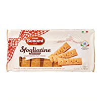 Forno Bonomi Sfogliatine Glassate, Sugar Coated Puff Pastry 135gm