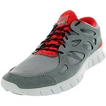 basket nike free run 2 femme chaussures noire blanche