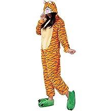 Mono Kigurumi para Usar como Pijama o Disfraz para Carnaval, Halloween o Cosplay; Unisex