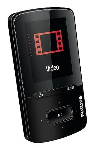 Philips Gogear VIBE SA4VBE04KF/BF/PF/RF/VF Portable Media Player ( MP3 Playback