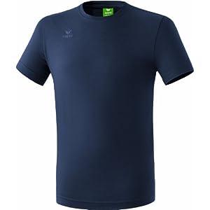 erima Kinder Teamsport T-Shirt, New Navy, 140