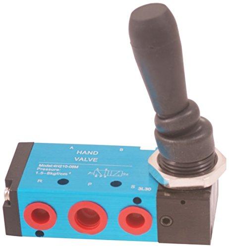 hhip 8401–02605-fach Hand betrieben Hebel Ventil mit 1/10,2cm NPT Einlass (Insert Inlet)