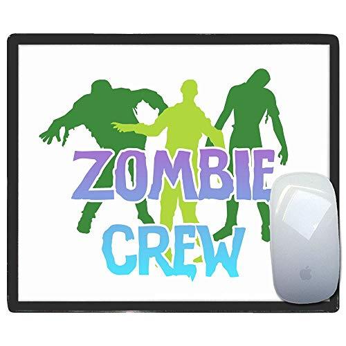 Zombie Crew - Kunststoff-Mauspad