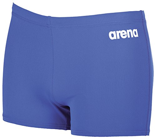 Arena Herren Solid Shorts Blau - Royal/Weiß