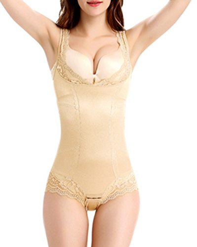 Weider Body Shaper Para Mujeres Summer Body Fino Body Postpartum Abdomen Hips Ropa Interior De Cinturas, M, L, XL, XXL, XXXL,Skincolor,XL