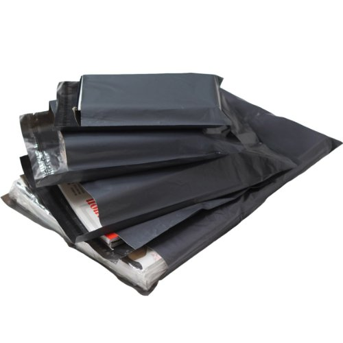 Lot de 500 sachets postaux Résistant autocollant Opaque-Plastique-Porte-documents - 350 mm x 525 mm-Lot de 14 cm x 21 cm
