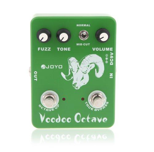 Gitarre Effektpedal Joyo JF-12 Voodoo Octave Effektgeräte Bypass
