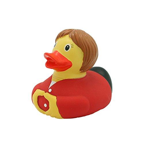 Lilalu 8x 8cm/50g Sammler und Angie Rubber Duck Baby Badespielzeug