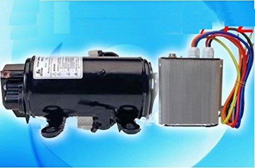 GOWE 24 V coche eléctrico acondicionador de aire EV aire acondicionado compresor...