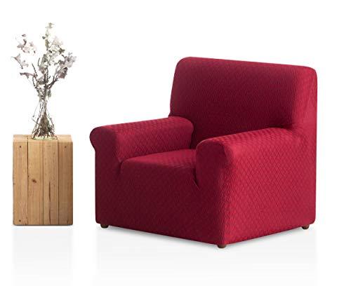 Bartali Funda sillón elástica Olivia - Color rojo