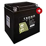 Tecno YB30L-B Gel Batterie FLHTCUSE3 1800 CVO Screamin Eagle Ultra Classic Electra Glide ABS 2008