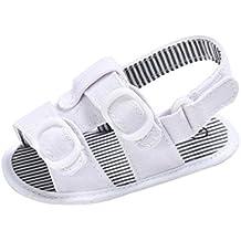Zapatos bebé, Switchali Recién nacido Bebé Niña verano moda Suela blanda Comfort Sandalias zapatos de Niño Cuna Antideslizante Zapatillas Calzado de deportes barato