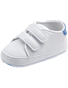 Zapatos Bebé Primeros pasos ❤️ Amlaiworld Infantil Bebé Niña Niño Zapatos de cuna de suela blanda Sneaker Zapatilla...