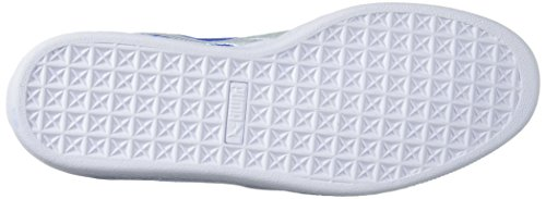 Puma Suede Classic Badge Daim Baskets Lapis Blue-puma White