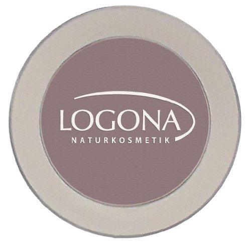 LOGONA Naturkosmetik Eyeshadow Mono No. 01 Taupe, Natural Make-up, Lidschatten, mit...