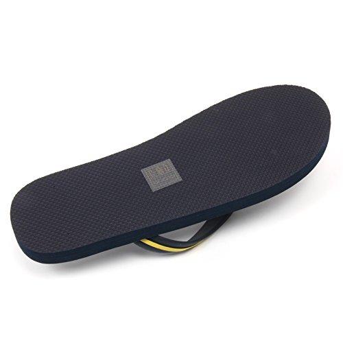 C1861 infradito uomo ARMANI JEANS scarpa blu/bianco flip flop shoe man Blu/Bianco